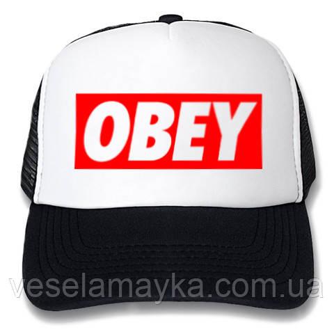 Кепка тракер Obey