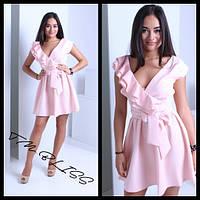Женское нежное летнее платье (2 цвета)