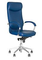Кресло Vega Steel Chrome,кожа Split-SP F  (Новый Стиль ТМ)