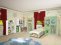 Детская спальня Мульти Алфавит (Світ Меблів ТМ)