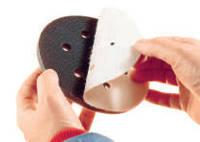 Шлифовальные круги с креплением