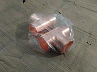 Тройник медный 64 мм