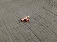 Тройник медный 6 мм
