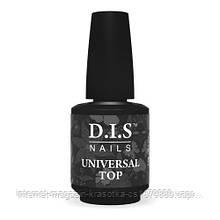 Верхнее покрытие для геля D.I.S. nail UNIVERSAL TOP 15ml
