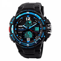 Электронные часы skmei 1148 blue