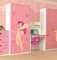 Шкаф 2D Мульти Фея (Світ Меблів ТМ)