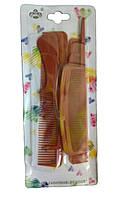Расческа пластмассовая , набор из шести предметов R-1