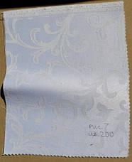 Teflon Лоза-150 (Рис.7) Біла Скатертная тканина з Тефлоновим просоченням, фото 3