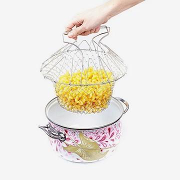 Дуршлаг корзина Chef Basket - дуршлаг кухонный