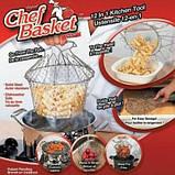 Дуршлаг корзина Chef Basket - дуршлаг кухонный, фото 4