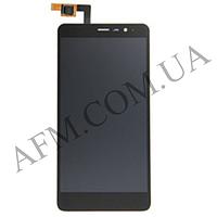 Дисплей (LCD) Xiaomi Redmi Note 3/  Redmi Note 3 Pro с сенсором чёрный