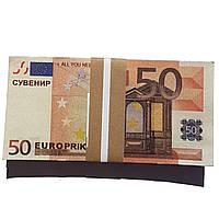 Деньги мини 50 евро