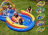 Семейный игровой центр для детей  Intex