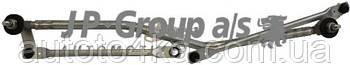 Трапеция привода стеклоочистителя JP Group 1198101800