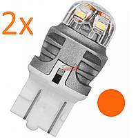 Osram Ledriving лампы светодиодные W21/5W / комплект 2шт.