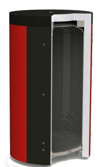 Баки аккумуляторы (аккумуляционные емкости) Kuydych ЕА-00 3500 л
