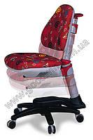 Детское регулируемое кресло растишка трансформер Goodwin KY-318 R (красный)