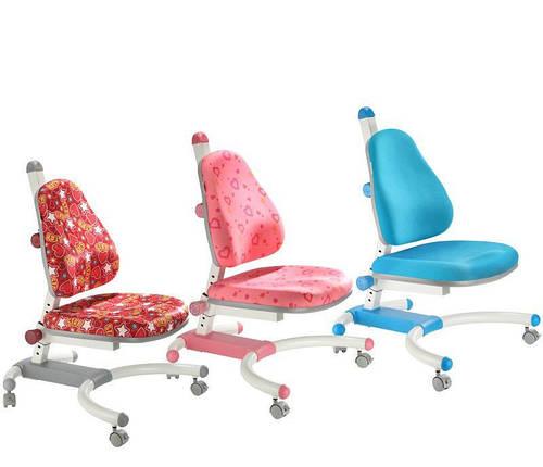 Дитяче регульоване крісло растишка трансформер Goodwin До-639 Blue (Синій анімація), фото 2