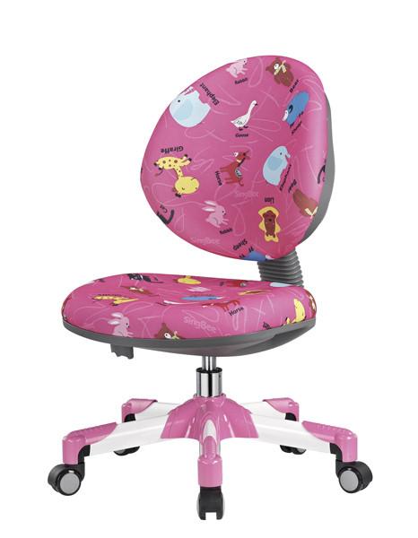 Дитяче регульоване крісло растишка трансформер Mealux Vena Y-120 PN Чохол в Подарунок!