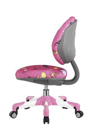 Дитяче регульоване крісло растишка трансформер Mealux Vena Y-120 PN Чохол в Подарунок!, фото 2