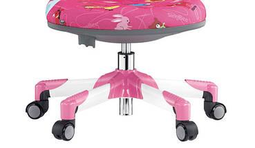 Дитяче регульоване крісло растишка трансформер Mealux Vena Y-120 PN Чохол в Подарунок!, фото 3