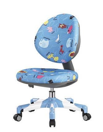 Детское регулируемое кресло растишка трансформер Mealux Vena Y-120 BN Чехол в Подарок!, фото 2