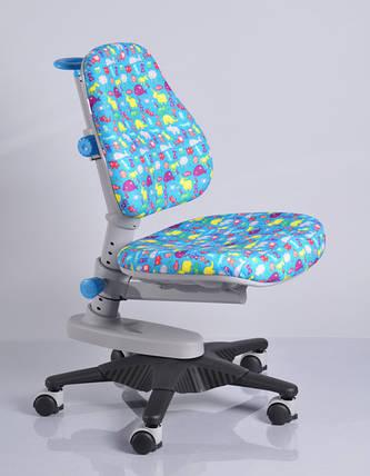 Дитяче регульоване крісло растишка трансформер Mealux Newton Y-818 BN, фото 2