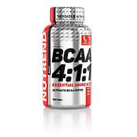 Аминокислоты BCAA 4:1:1 Tabs (100 табл.) Nutrend