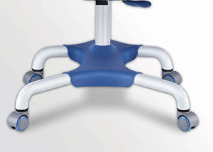 Детское регулируемое кресло растишка трансформер Mealux Champion Y-718 WKR, фото 2