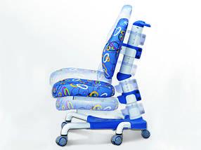 Детское регулируемое кресло растишка трансформер Mealux Champion Y-718 WKR, фото 3