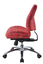 Дитяче регульоване крісло растишка трансформер Mealux Palermo Y-128 R Чохол в Подарунок!, фото 2