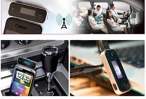 Авто FM модулятор. Transmitter для телефонов MP3. Отличное качество. Интернет магазин. Код: КДН380