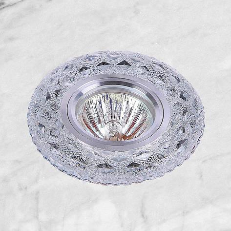 Точечный врезной светильник (05-А41), фото 2