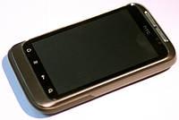 Бронированная защитная пленка для экрана HTC Wildfire S