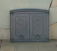 Чугунная дверца для печи Halmat Batumi I