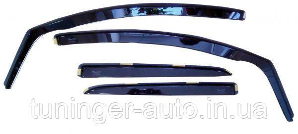 Ветровики, дефлекторы окон BMW Е39 1995-2003