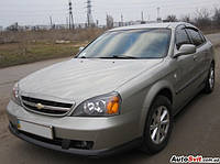 Ветровики, дефлекторы окон Chevrolet Evanda 2000-2006, фото 1