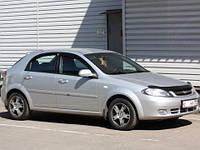Мухобойка, дефлектор капота Chevrolet Lacetti HB.EGR