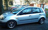 Ветровики, дефлекторы окон Ford Fiesta 2002-2008