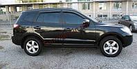 Ветровики, дефлекторы окон  Hyundai Santa Fe 2006-2012