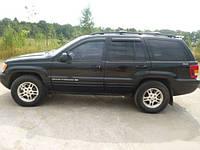 Ветровики Jeep Grand Cherokee 2000-2005