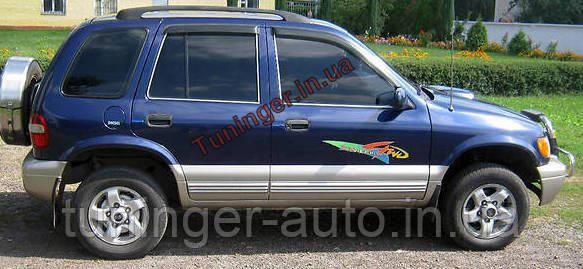 Ветровики Kia Sportage 1996-2005