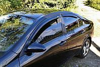 Вітровики, дефлектори вікон Nissan Primera P-12 2001-2008 (Hic)