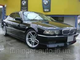 Ветровики, дефлекторы окон BMW E-38 (Long) 1994-2001 (Hic)