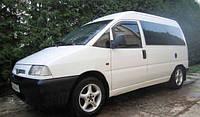 Ветровики.Дефлекторы окон. Fiat Scudo(Peugeot Expert ) 2D  1996-2006, фото 1