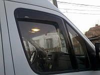 Ветровики, дефлекторы окон Mercedes  Sprinter W906 2006- (Hic)