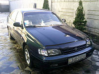 Мухобойка,дефлектор капота Toyota Carina E 1992-1998 (FLY)