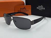 Солнцезащитные очки Hermes (8810) grey