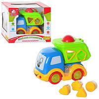 Музыкальная игрушка веселый грузовичек  EС80529R