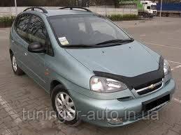 Мухобойка Chevrolet Tacuma